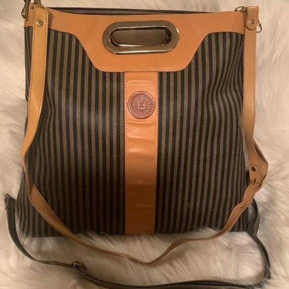 FENDI bag with detachable shoulder strap